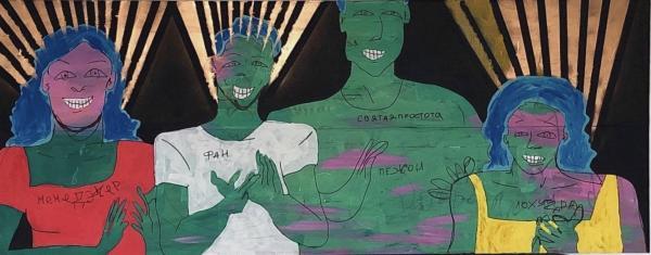 """""""За каждой работой - Я"""". Художник решил помочь людям искусства, и его проект приносит им сотни тысяч рублей"""