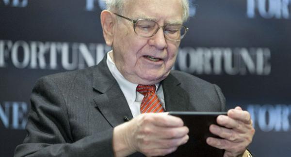 Миллиардер Уоррен Баффетт так и не подружился с iPhone. И даже признался, что боится носить его с собой