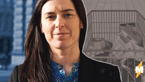 Политика из Ирландии выгнали из супермаркета из-за откровенного наряда. Но упс - людям топик женщины