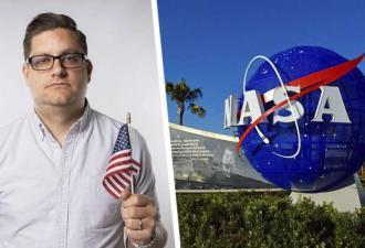 Комик искренне мечтал полететь на Луну и обратился в NASA. Ответ пришёл, но он лишь показал, чей юмор — космос