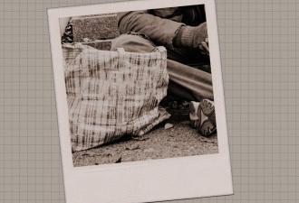 Парень переступил через свои принципы и впервые помог бездомному. Зря, тот уничтожил его веру в человечество