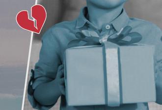 Сын нашёл дома подарок на свой день рождения, но зря показал его маме. Сюрприз привёл к разводу родителей
