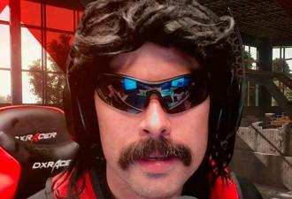 Стример Dr DisRespect получил вечный бан на Twitch. Теорий много, но реальная причина — всё ещё загадка
