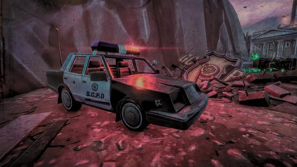 Из Fortnite внезапно исчезли все полицейские машины. И опасения игроков оказались правдой