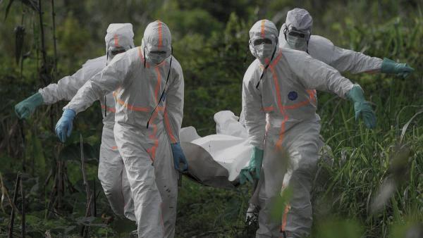 Лихорадка Эбола решила дополнить ваш 2020 год. И напомнить человечеству, что вакциной эпидемии не остановить