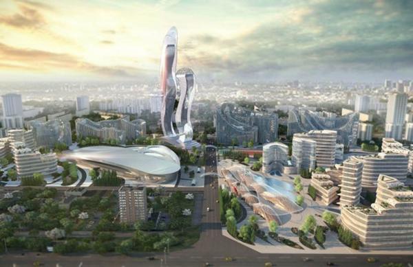 Рэпер Akon решил не мелочиться на особняки и строит свой город. А платить в нём можно будет его криптовалютой