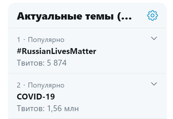 Тренд Russian Lives Matter обнажает произвол силовиков. Участники уверены: в РФ проблем не меньше, чем в США