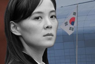 Сестра Ким Чен Ына подала голос, пока брат молчит после