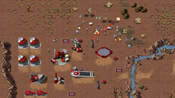 Переиздание игры Command & Conquer бьёт рекорды по популярности. Его оценили уже 40 тысяч геймеров