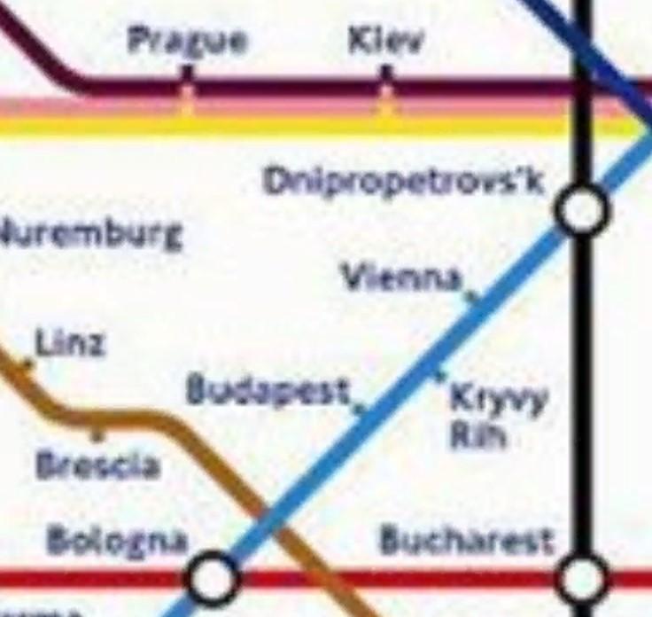 V Seti Sostavili Kartu Metro Mira I Lyudi Zhaluyutsya Na Otnoshenie K Afrike No Ne Zamechayut Ukrainu V Afganistane