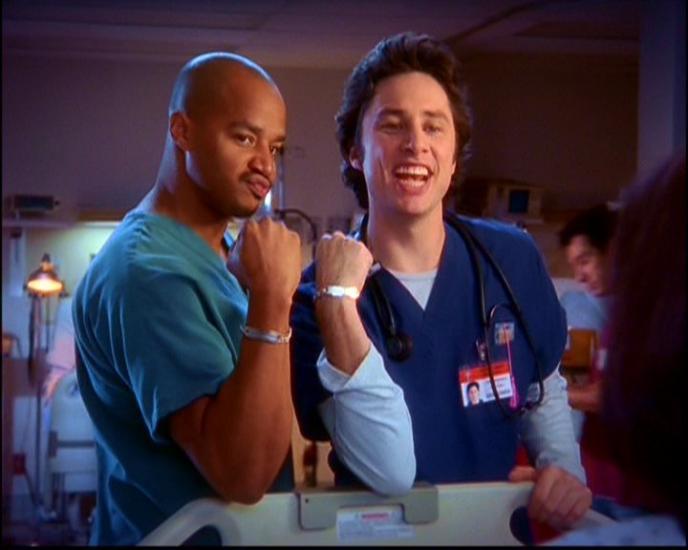 """Сериал """"Клиника"""" потерял три эпизода из-за расизма. Его подвели фантазии главного героя"""