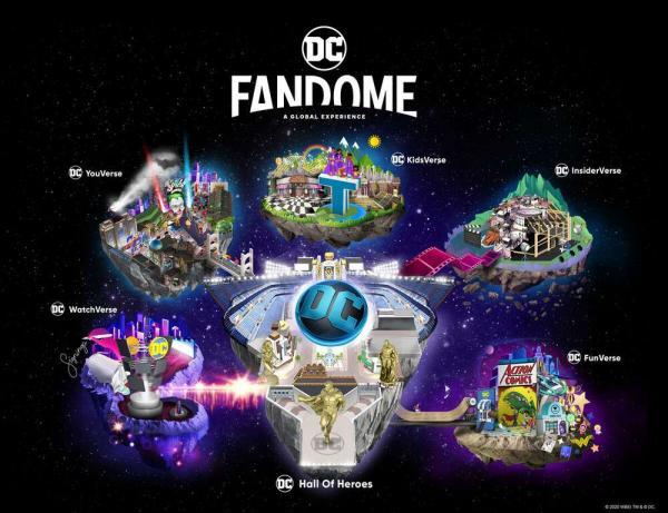 """Вселенная DC откололась от ComicCon. Похоже, новый """"Бэтмен"""" заслужил своё мероприятие - причём бесплатное"""