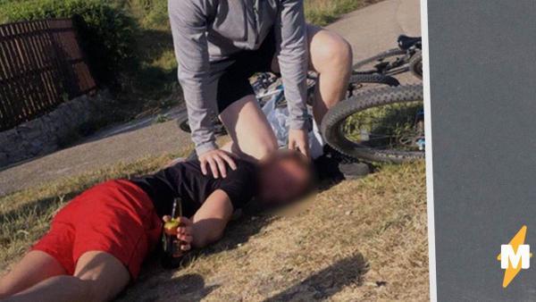 Подростки сделали фотопародию на убийство темнокожего американца полицией. Но шутку никто не оценил