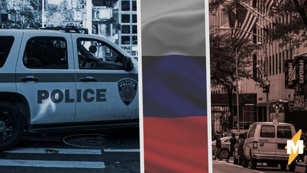 Русскоязычные эмигранты патрулируют Нью-Йорк во время протестов. И полиции стоит поблагодарить их