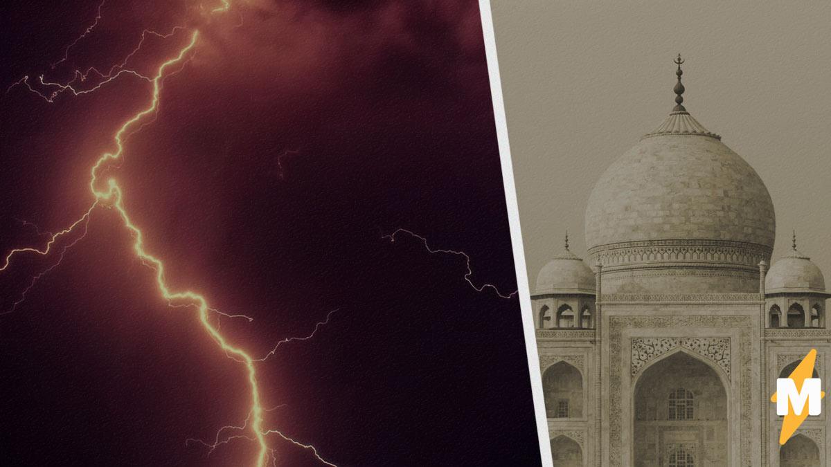 Сезон дождей за два дня унёс жизни сотен индийцев. Кажется, молния всё же бьёт в одном место дважды