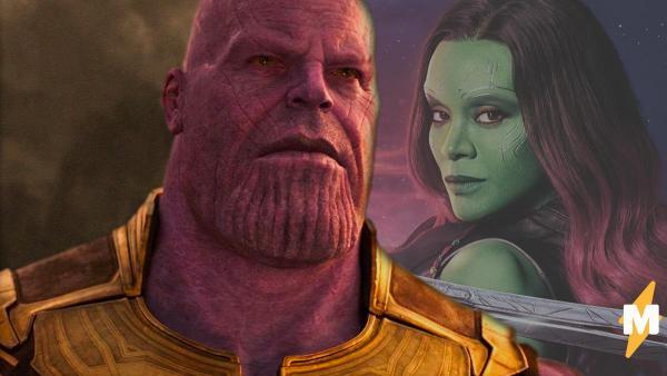 На Disney+ появилась удалённая сцена из финала «Мстители». И она подтверждает смелые теории фанов про Таноса
