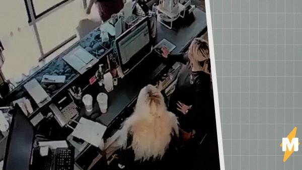 Реакция работниц маленького магазина на клиента покорила людей. К такому уровню милоты жизнь их не готовила