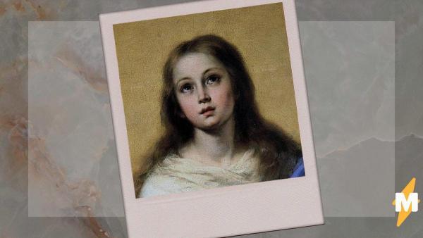 """Коллекционер попросил реставратора освежить """"Непорочное зачатие"""" и пожалел. Такой Деву Марию мир ещё не видел"""
