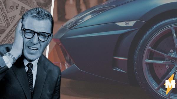 Мужчина купил Lamborghini за 17 миллионов рублей. Но то, что стало с авто через 20 минут, разбило людям сердца