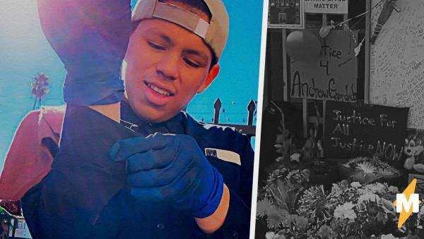 В США началась новая волна протестов. Её запустило ещё одно убийство - но история сложнее, чем у Флойда