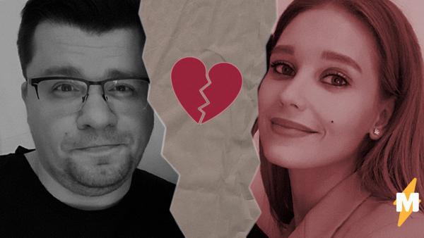 """Харламов объявил о разводе с Кристиной Асмус и заявил, что виноват не """"Текст"""". Но тролли ему не верят и каются"""