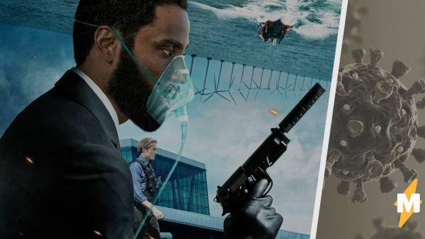 """Warner Bros. снова сдвинула премьеру """"Довода"""" Нолана. Компания испугалась кривой заражений в США"""