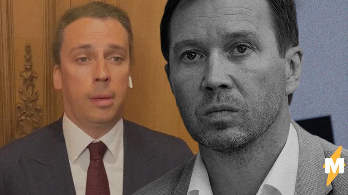Актёр Евгений Миронов осудил Галкина за пародию на мэра Москвы.