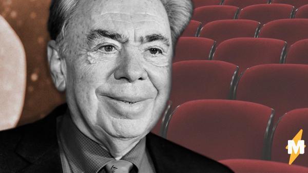 """Автор """"Кошек"""" и """"Призрака Оперы"""" рассказал о своей борьбе с чиновниками за мюзиклы. Власти сделать их немыми"""