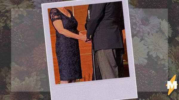 Люди увидели фото со свадьбы 80-летнего мужчины и изумились. Их волнует одно - где он берёт эликсир молодости