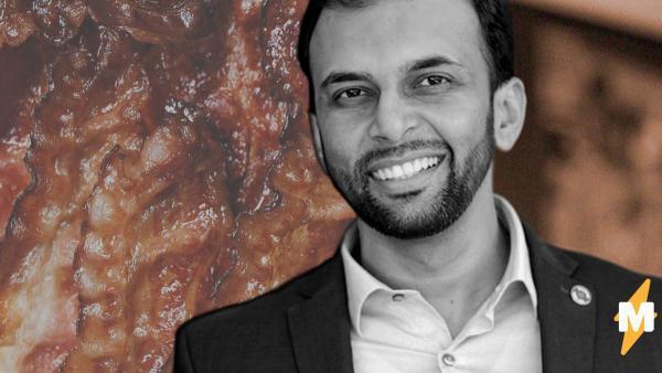 Хейтеры хотели оскорбить мусульманина снимком бекона. Но он показал им, как сладко выглядит настоящий троллинг