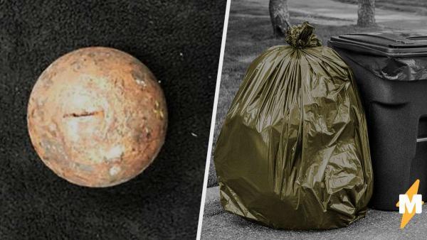 Американец выкинул мусор и поднял на уши спецслужбы. Его 150-летний хлам едва не уничтожил центр переработки