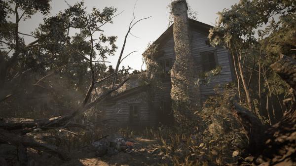 Девушка показала фото жуткого заброшенного дома. Но людей пугает не вид здания, а одна деталь - силуэт в окне