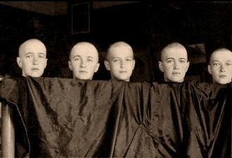 Коронавирус оказался модником - у него есть любимая причёска. И найти находящихся в группе риска легче лёгкого