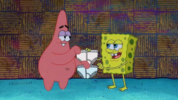 Nickelodeon намекнул, что Губка Боб - гей, но не все были готовы к каминг-ауту. А фаны нашли доказательства