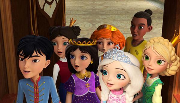 В российском мультсериале «Царевны» показали героев с разными цветами кожи. Но увы, не ради борьбы с расизмом