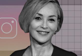 Шерон Стоун объяснила в инстаграме, как соорудить в ванной убежище. И люди готовятся к протестам по её видео