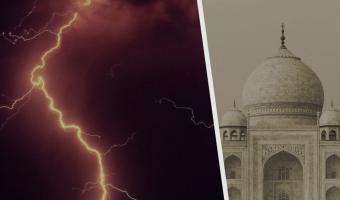 Сезон дождей за два дня унёс жизни более сотни индийцев. Кажется, молния всё же бьёт в одно место дважды