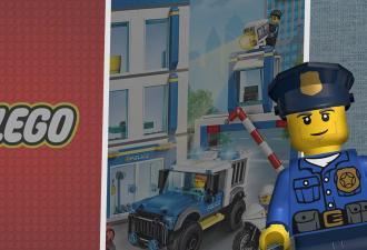 Lego отказался рекламировать наборы с полицейскими. Люди уверены -- бренд наступил на свой же конструктор