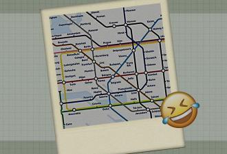 В Сети составили карту метро мира. И люди жалуются на отношение к Африке, но не замечают Украину в Афганистане