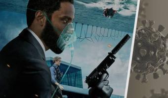 Warner Bros. снова сдвинула премьеру «Довода» Нолана. Компания испугалась кривой заражений в США