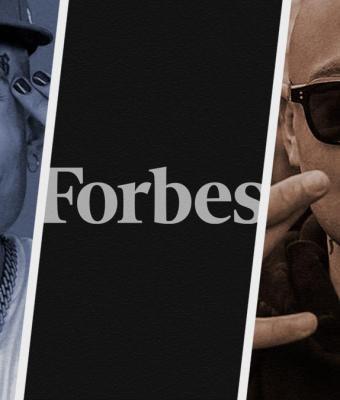 Оксимирон и Монеточка вылетели из рейтинга звёзд Forbes. Зато там появился Моргенштерн