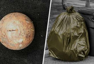 Мужчина выкинул мусор и поднял на уши спецслужбы. Его 150-летний хлам едва не уничтожил центр переработки