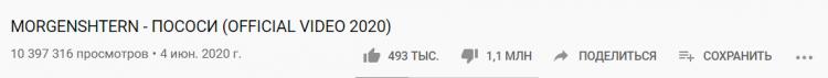Моргенштерн решил побить рекорд Тимати на YouTube. Хейтеры русского рэпа от его просьбы будут в восторге