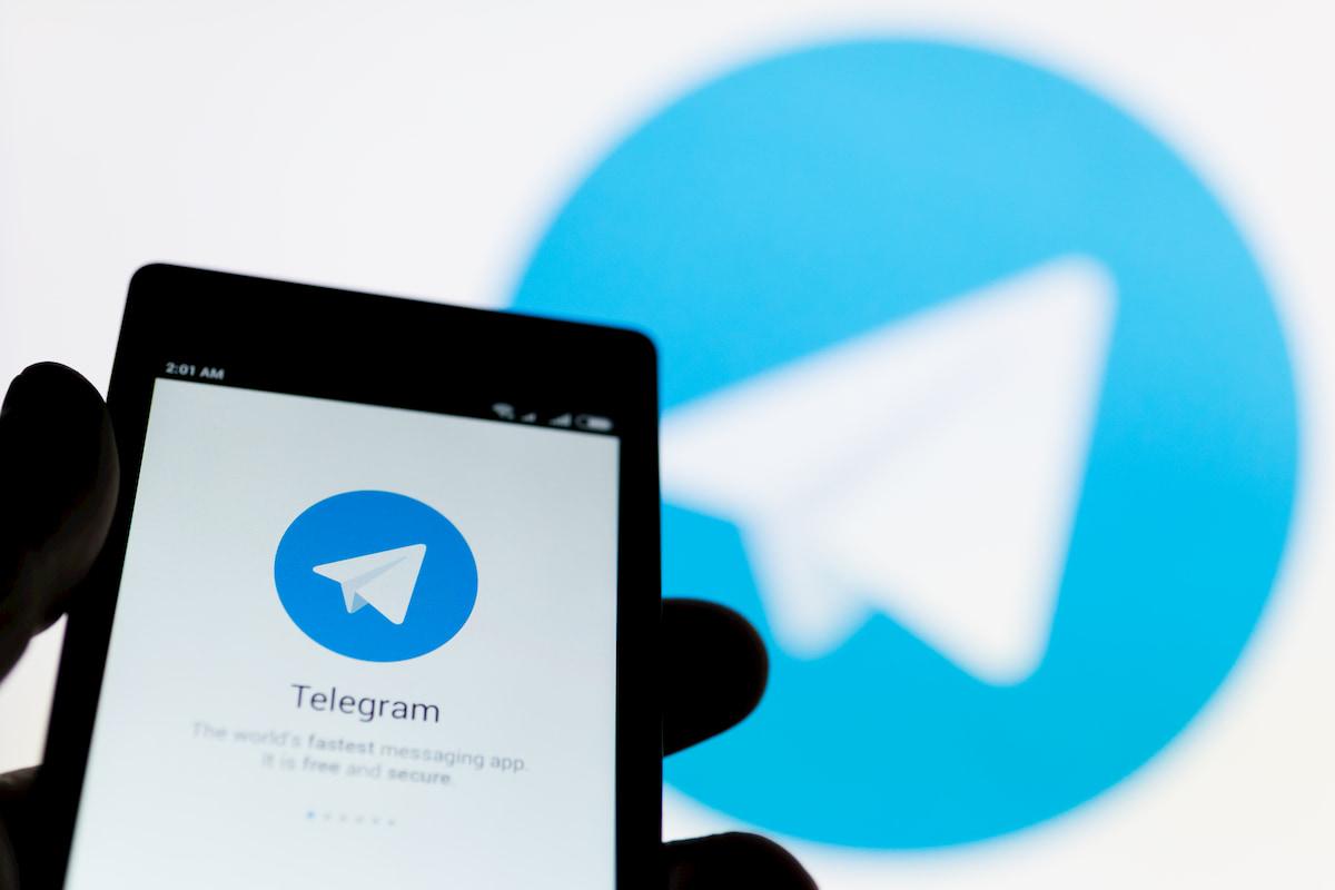 Вдаркнете возникла база млн пользователей Telegram из РФ иИрана