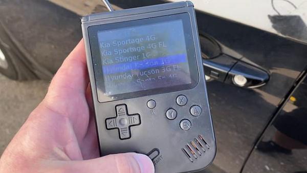 Если у вас есть Game Boy, то вы богат. Их покупают за 1,7 миллиона рублей, ведь они помогают угонять машины