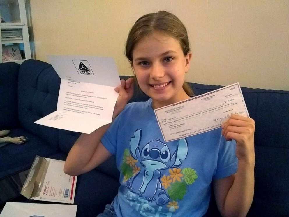 Девочка в 12 лет заработала $20 тысяч и стала героем. Она решила проблему, над который взрослые бились годами