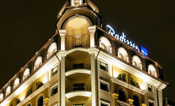 """Отель Radisson угрожал постояльцу статьёй за фото в трусах. Для компании он оказался """"недостаточно секси"""""""