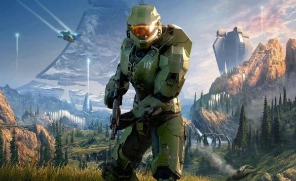 Геймеры разнесли Halo Infinite за якобы слабую графику. Но гвоздём программы стал мемный монстр