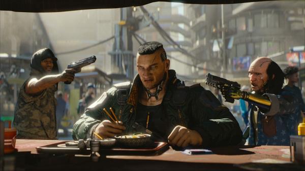 Разработчики Cyberpunk 2077 отказались от некоторых обещанных функций. И геймеры решили, что их провоцируют