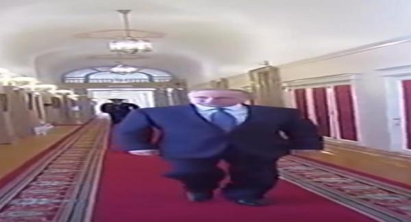 Мемоделы налепили видео с широким Путиным и покорили Сеть. Так, что мем эволюционировал до пика абсурда